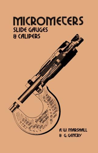 كتاب Micrometers - Slide Gauges and Calipers M_s_g_10