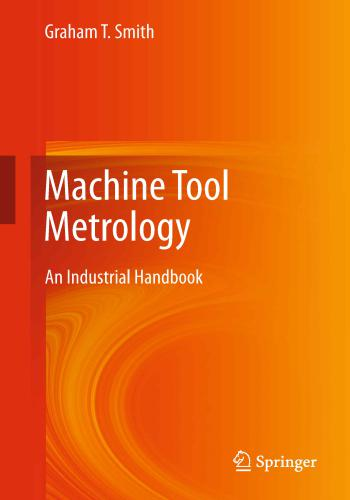 كتاب Machine Tool Metrology - An Industrial Handbook  M_t_m_11