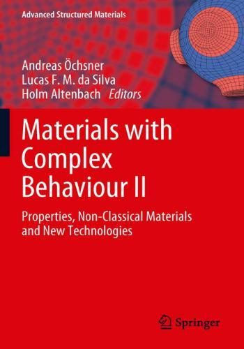 كتاب Materials with Complex Behaviour II  M_w_c_10