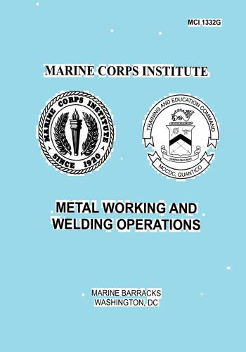 كتاب Metal Working and Welding Operations  M_w_w_10