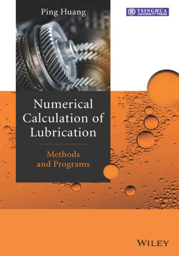 كتاب Numerical Calculation of Lubrication  N_c_o_10