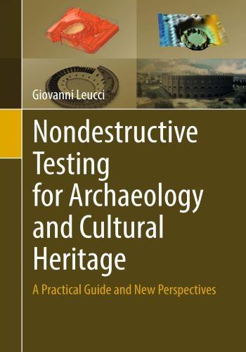 كتاب Nondestructive Testing for Archaeology and Cultural Heritage  N_d_t_12