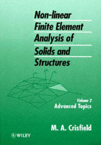 كتاب Non-linear Finite Element Analysis of Solids and Structures Volume 2 N_l_f_10