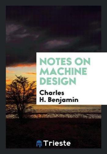 كتاب Notes on Machine Design N_o_m_10