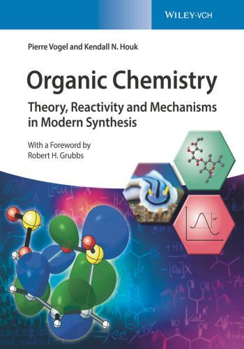 كتاب Organic Chemistry - Theory, Reactivity and Mechanisms in Modern Synthesis  O_c_t_10