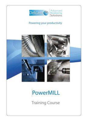 كورس التدريب على برنامج بور ميل - PowerMILL Training Course P_13_t10