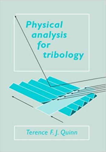 كتاب Physical Analysis for Tribology  P_a_f_11