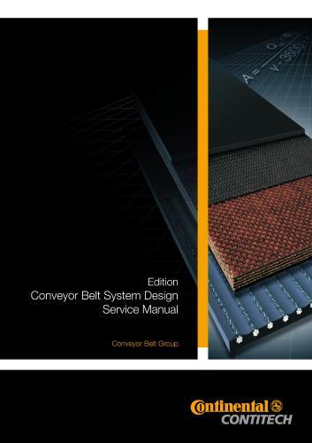 كتاب Conveyor Belts System Design Calculation Service Manual  P_b_s_10