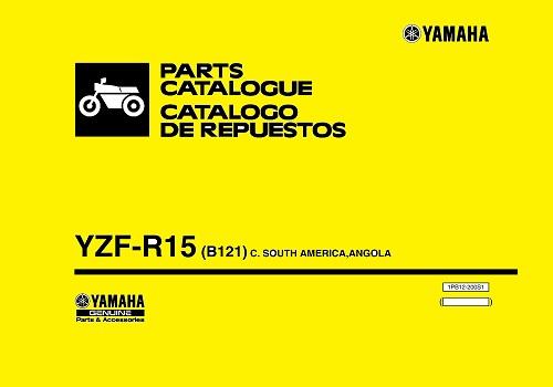 كتالوج دراجة بخارية - YZF-R15 Parts Catalogue  P_c_c_10