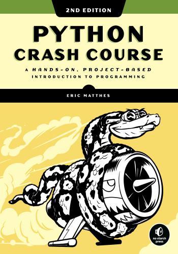 كتاب Python Crash Course  P_c_c_12