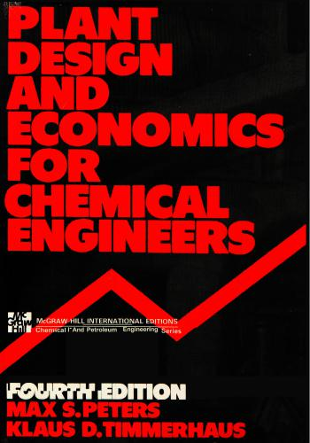 كتاب Plant Design and Economics for Chemical Engineers  P_d_a_10