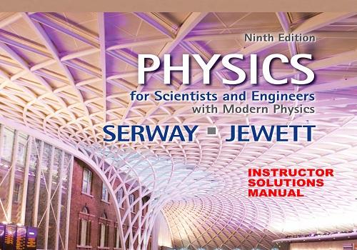 حل كتاب Physics for Scientists and Engineers with Modern Physics Solution Manual  P_f_s_13