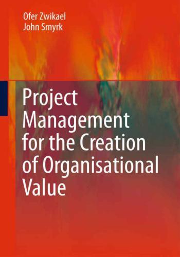 كتاب Project Management for the Creation of Organisational Value  P_m_f_12