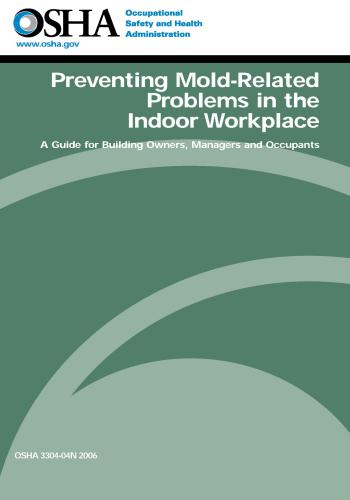 كتاب Preventing Mold-Related Problems in the Indoor Workplace  P_m_r_10