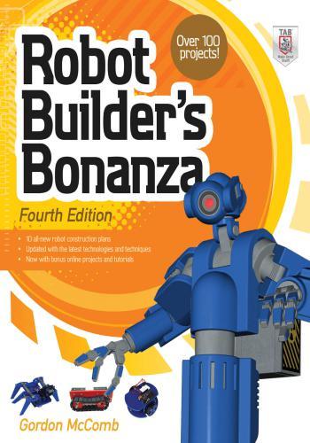 كتاب Robot Builder's Bonanza  R_b_b_10