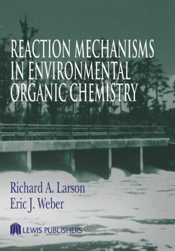 كتاب Reaction Mechanisms in Environmental Organic Chemistry  R_m_i_10