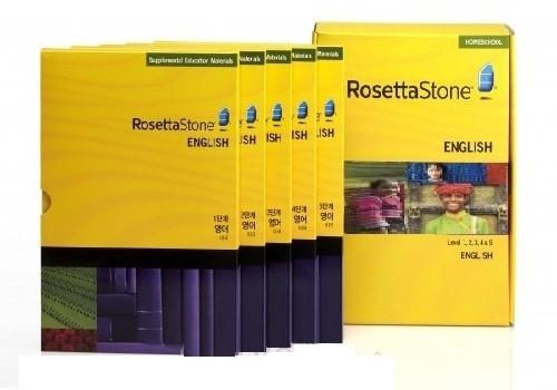 أقوى مجموعة اسطوانات لتعليم وإحتراف اللغة الإنجليزية - Rosetta Stone - English (American) Level 2 R_s_e_12