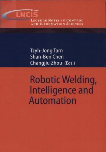 كتاب Robotic Welding, Intelligence and Automation  R_w_i_10