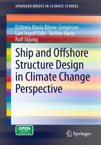 كتاب Ship and Offshore Structure Design in Climate Change Perspective  S_a_o_11