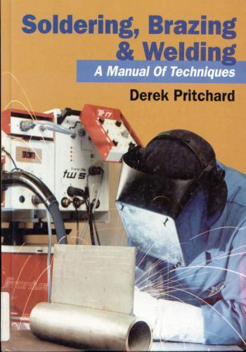 كتاب Soldering, Brazing & Welding - A Manual Of Techniques  S_b_a_10