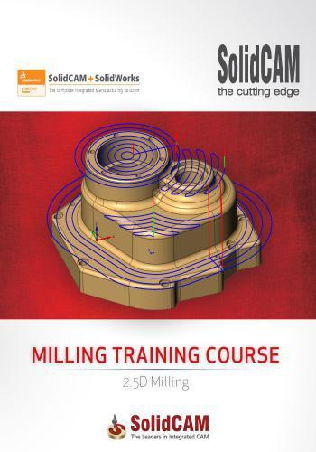 كتاب SolidCAM Milling Training Course - 2.5D Milling  S_c_a_14