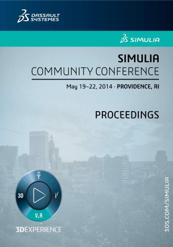 كتاب Simulia Community Conference - May 19–22, 2014 S_c_c_10