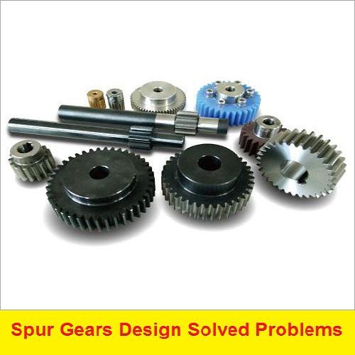 مسائل محلولة في تصميم التروس العدلة أو القائمة - Spur Gears Design Solved Problems  S_e_a_17