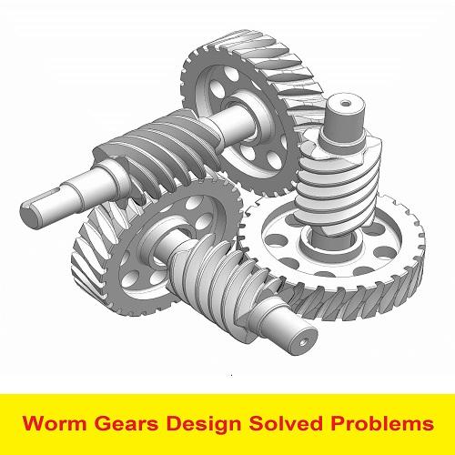 مسائل محلولة في التروس الدودية - Worm Gears Design Solved Problems  S_e_a_20