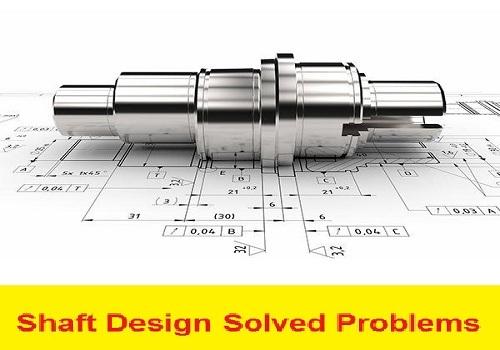 مسائل محلولة في تصميم الأعمدة - Shaft Design Solved Problems  S_e_a_21