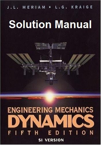 حل كتاب Solution Manual - Engineering Mechanics - Dynamics Meriam 5th Edition S_m_k_10