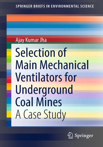 كتاب Selection of Main Mechanical Ventilators for Underground Coal Mines S_m_m_10