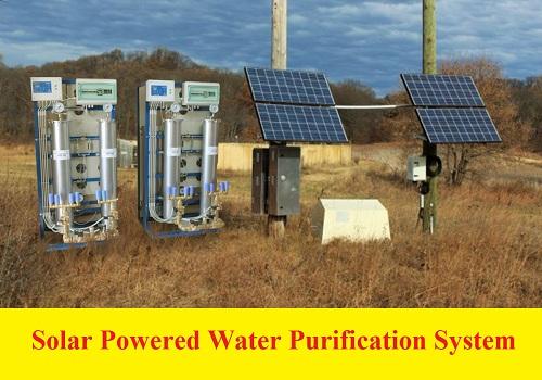 مشروع تخرج بعنوان Solar Powered Water Purification System S_p_w_10