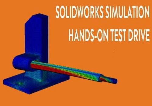 كتاب SolidWorks Simulation Hands-on Test Drive S_s_h_10