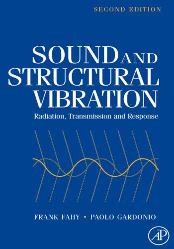 كتاب Sound and Structural Vibration  S_s_v11
