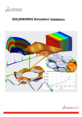 كتاب Solidworks Simulation Validation  S_s_w_10