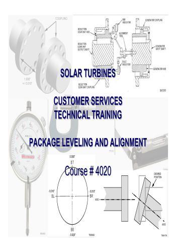 كتاب Solar Turbines - Customer Services Technical Training  S_t_c_10