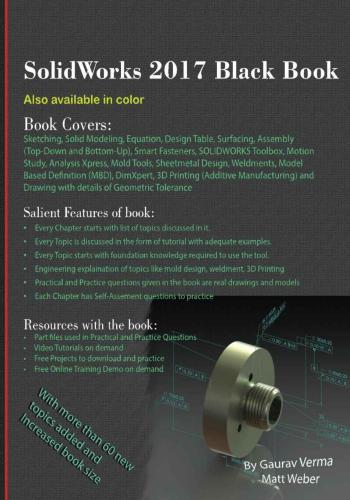 كتاب SolidWorks 2017 Black Book  S_w_1710