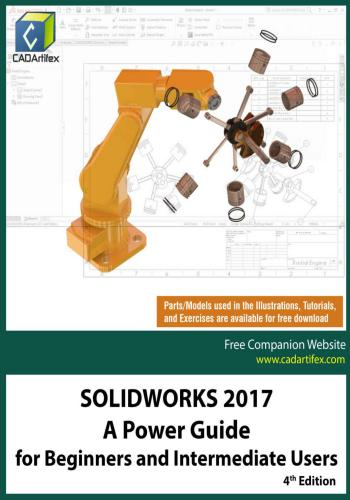 كتاب SOLIDWORKS 2017: A Power Guide   S_w_1711