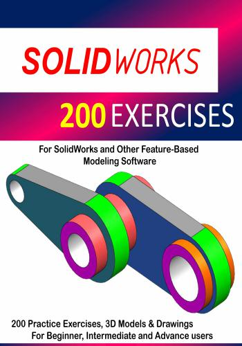 كتاب SolidWorks 200 Exercises  S_w_2_11