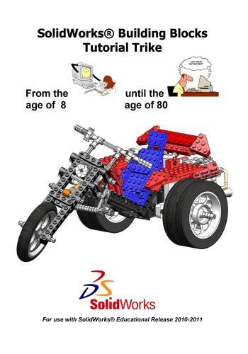 كتاب SolidWorks Building Blocks Tutorial Trike  S_w_b_11
