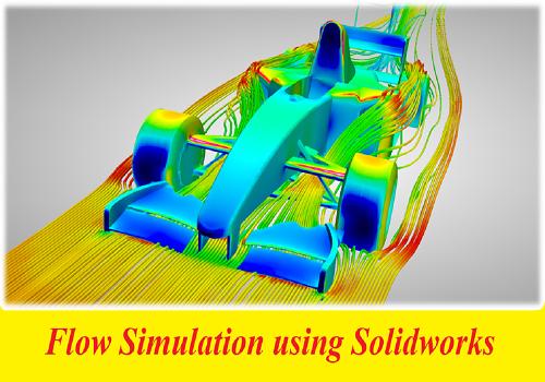 كورس محاكاة الانسياب باستخدام برنامج سوليدوركس - Flow Simulation Using Solidworks S_w_f_10