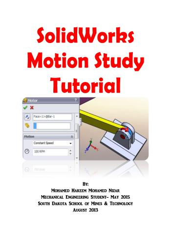 كتاب SolidWorks Motion Study Tutorial  S_w_m_10