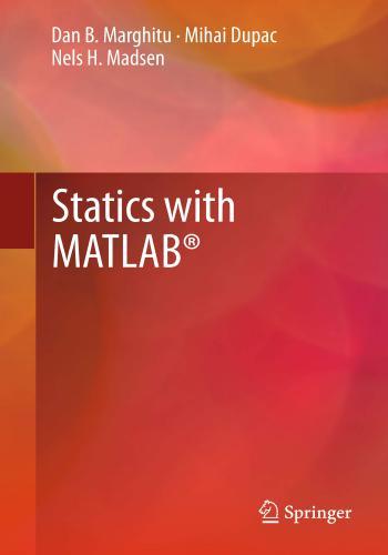 كتاب Statics with MATLAB  S_w_m_13