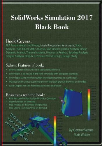 كتاب SolidWorks Simulation 2017 Black Book  S_w_s_10