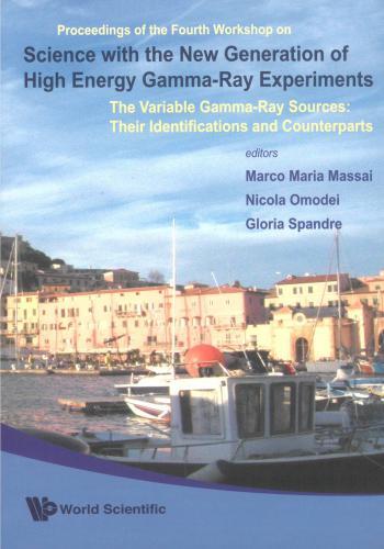 كتاب Proceedings of the Fourth Workshop on Science with the New Generation of High Energy Gamma-Ray Experiments  S_w_t_12