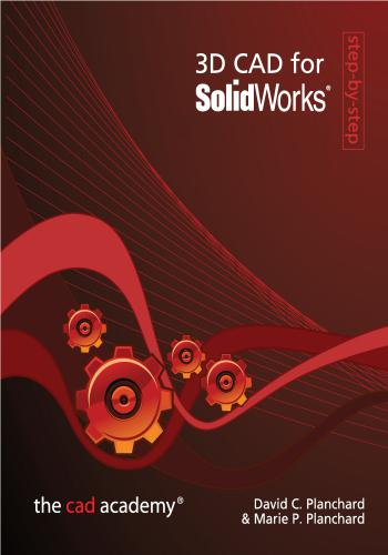 كتاب 3D CAD for Solidworks - Step By Step T_d_c_10