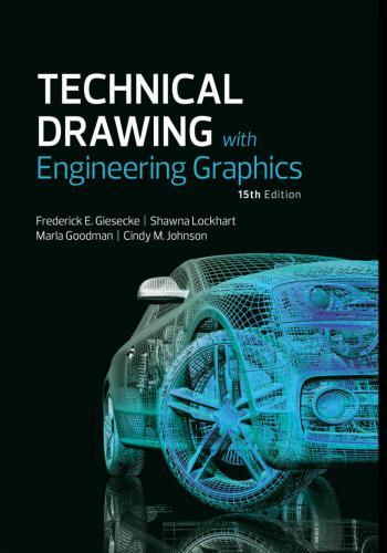 كتاب Technical Drawing With Engineering Graphics  T_d_w_10