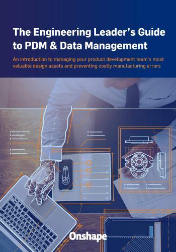 كتاب The Engineering Leader's Guide to PDM & Data Management  T_e_l_10