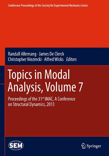 كتاب Topics in Modal Analysis, Volume 7  T_i_m_10