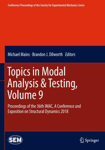 كتاب Topics in Modal Analysis & Testing - Volume 9  T_i_m_11